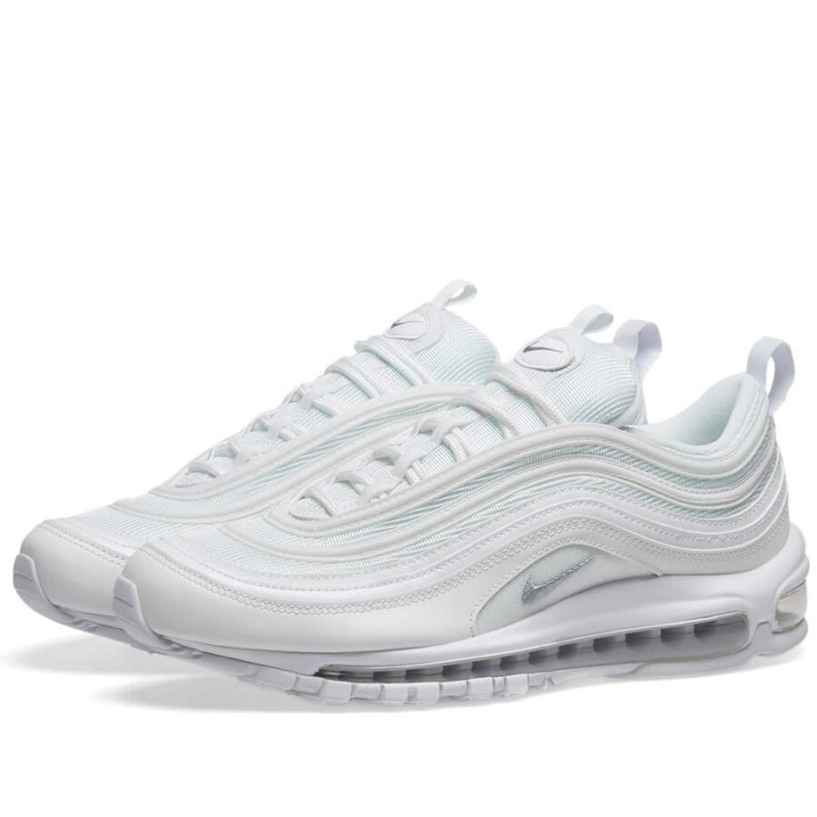 Nike Air Max 97 White and Grey