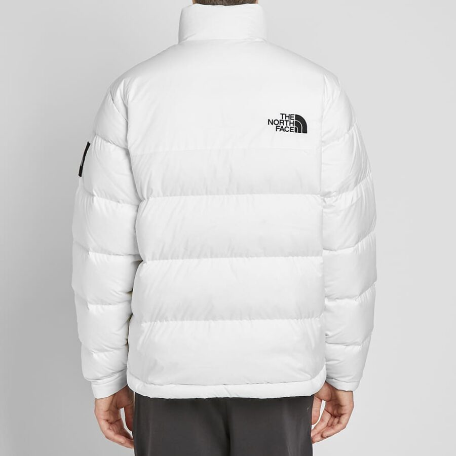 The North Face 1992 Nuptse Jacket Lunar Voyage 'White'