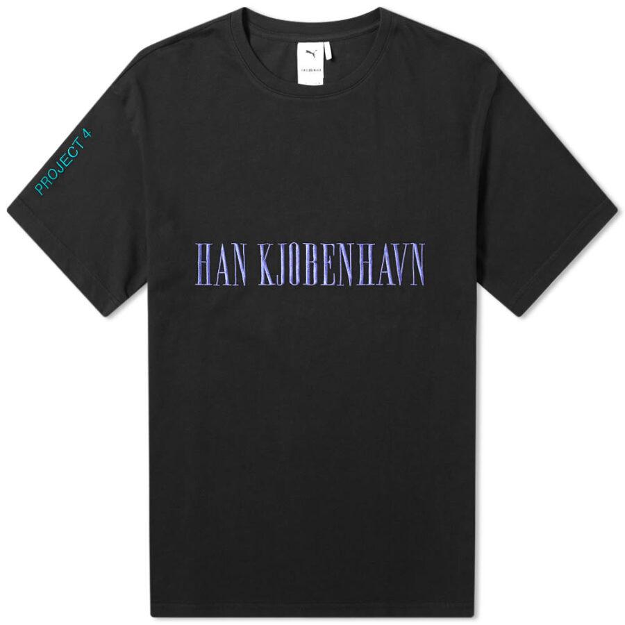 Puma x Han Kjobenhavn T-Shirt in Black
