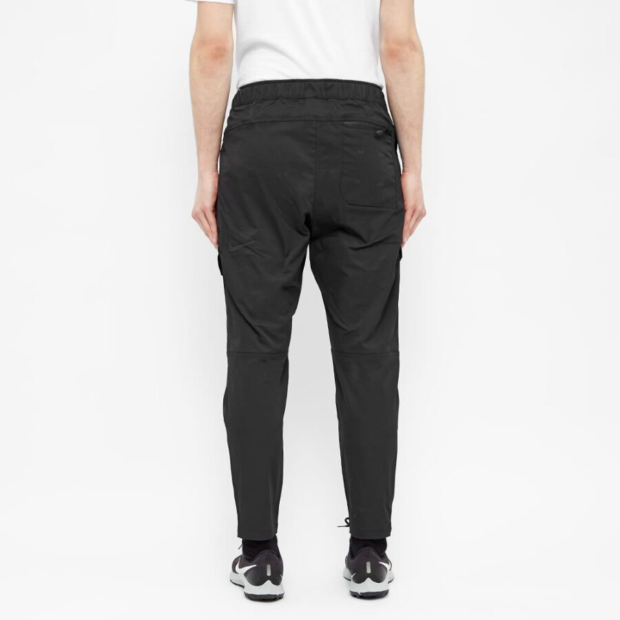 Nike Tech Pack Woven Sweatpants 'Black'