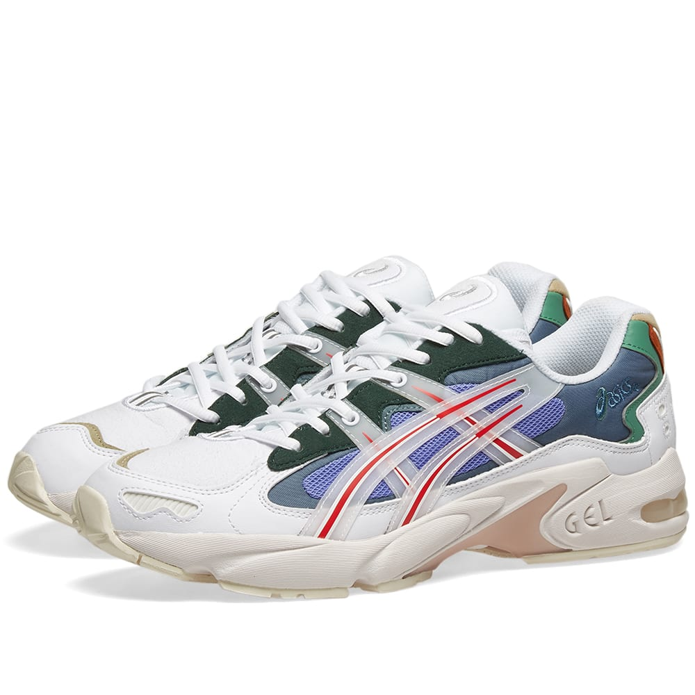 ASICS ASICS X HBX GEL KAYANO 5 'SUNDOWN'. #asics #shoes