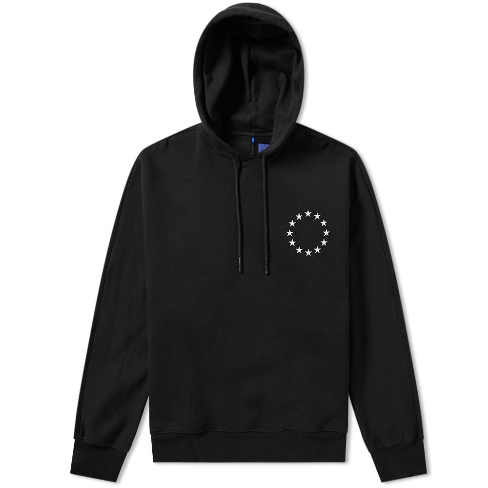 Etudes Klein Europa Stars Hoody 'Black'