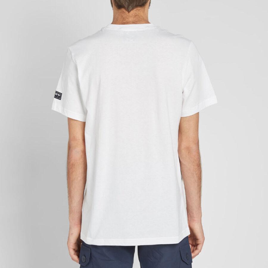 Adidas Spezial Trefoil T-Shirt in White