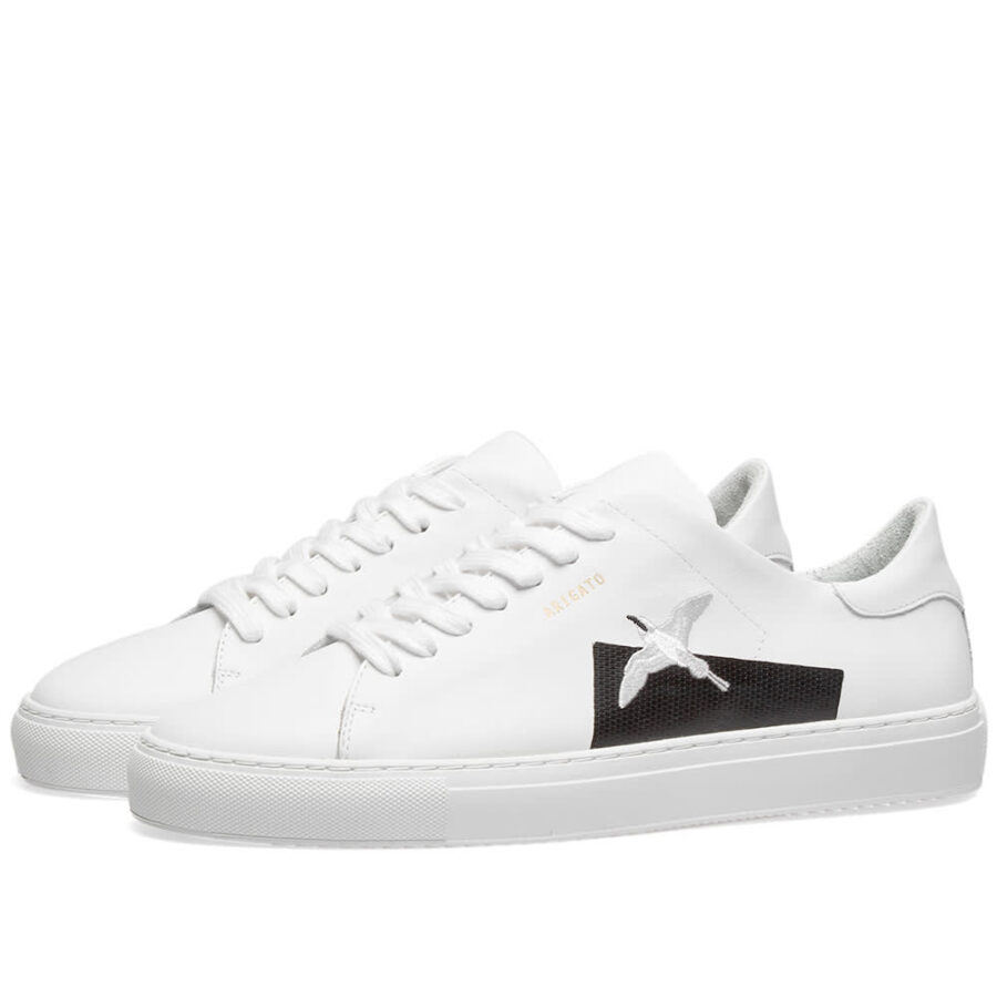 Axel Arigato Clean 90 Taped Bird Sneaker 'White'