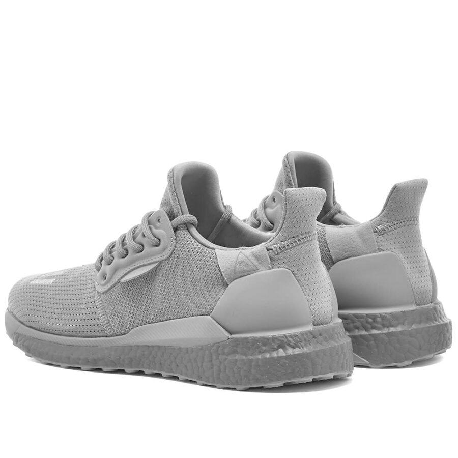 Adidas x Pharrell Williams Solar Hu Proud in Grey