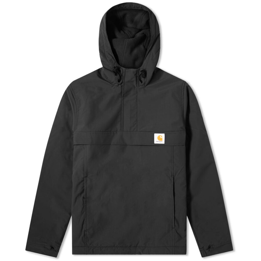 Carhartt Nimbus Pullover Jacket in Black