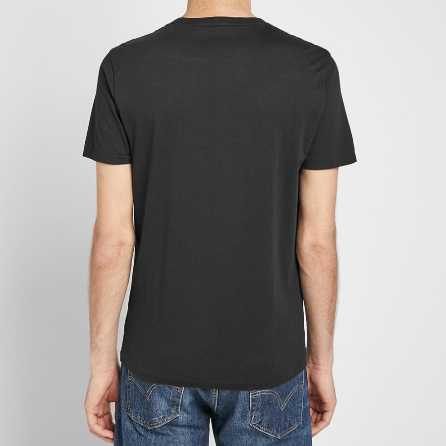 Polo Ralph Lauren Custom Fit T-Shirt in Black