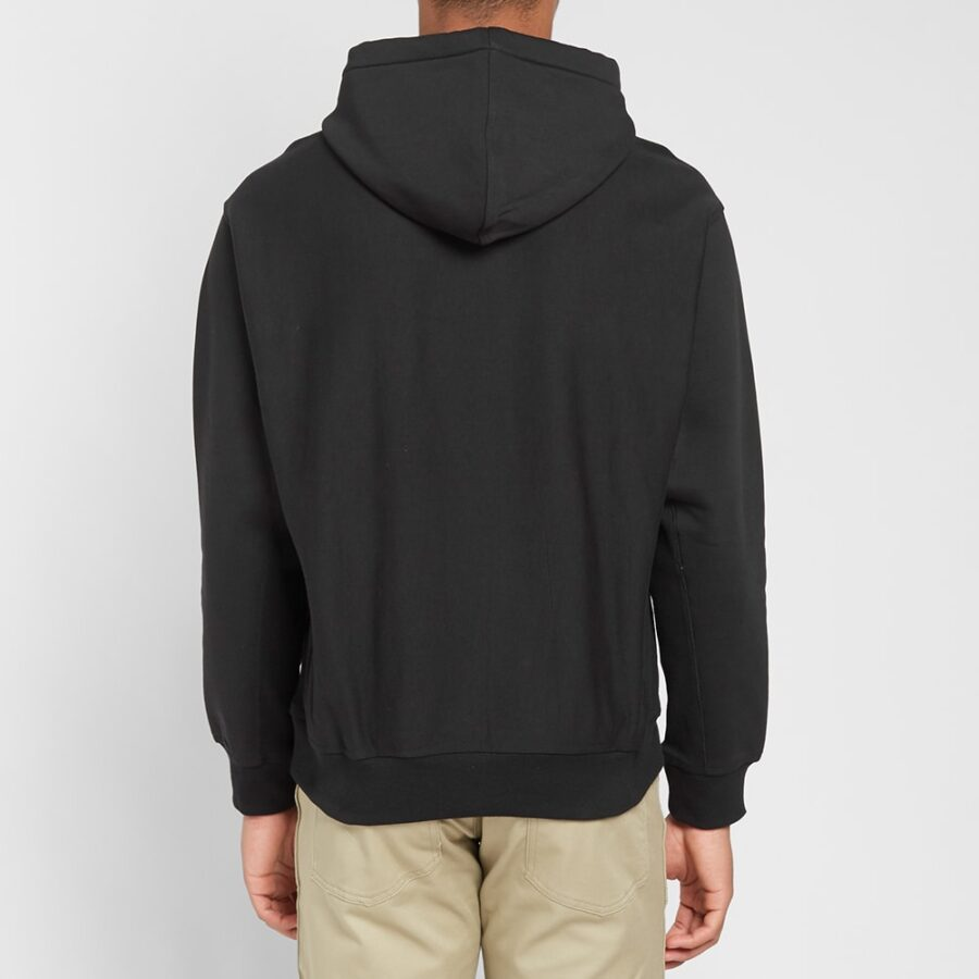 Carhartt American Script Hooded Sweater in Black