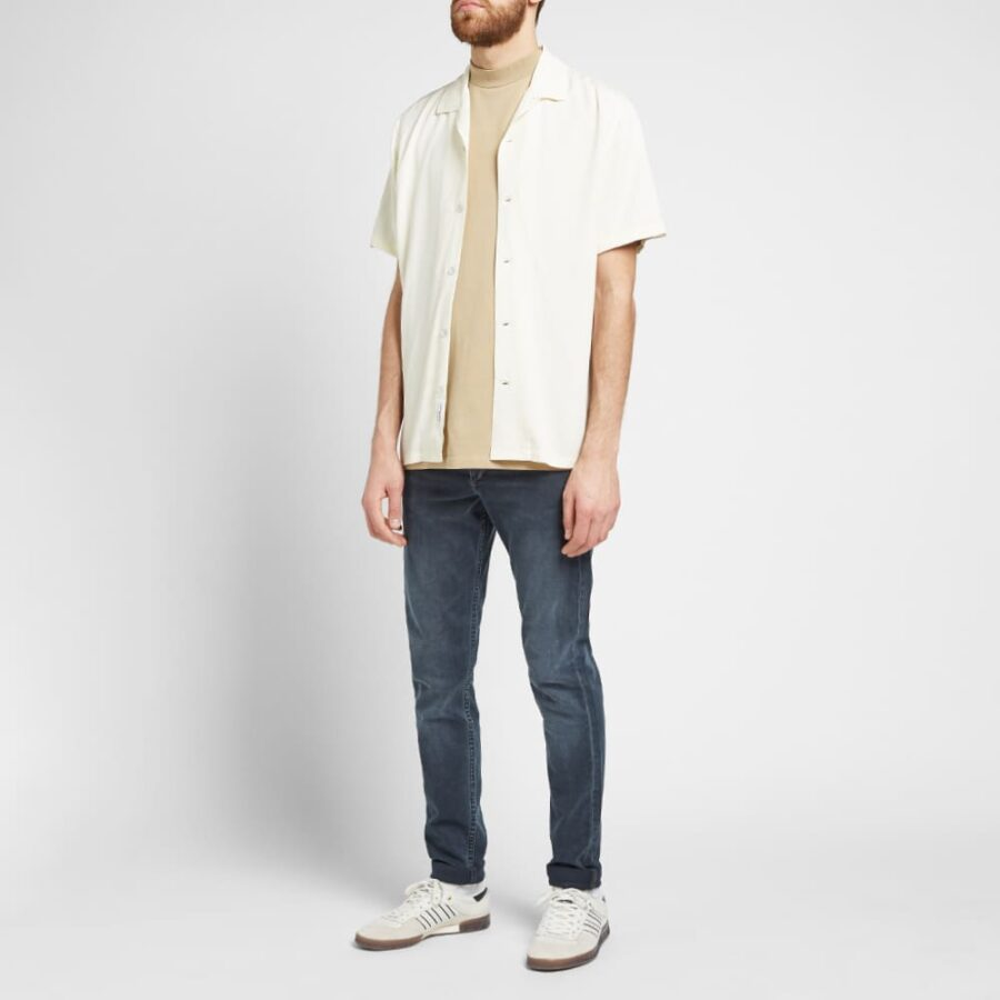 Fred Perry Re-Issued Two Tone T-Shirt 'Camel'