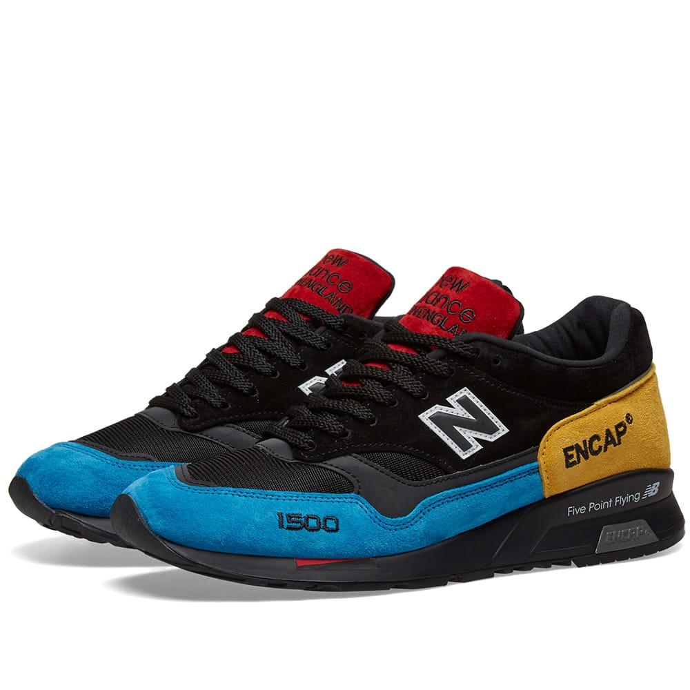 New Balance 1500 'Black, Red \u0026 Blue