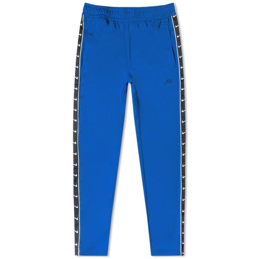Nike Poly Taped Trackpants 'Indigo Blue'