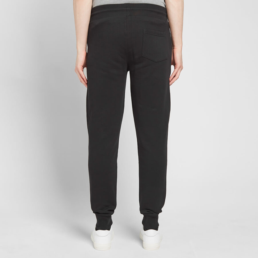 Moncler Logo Jersey Joggers in Black