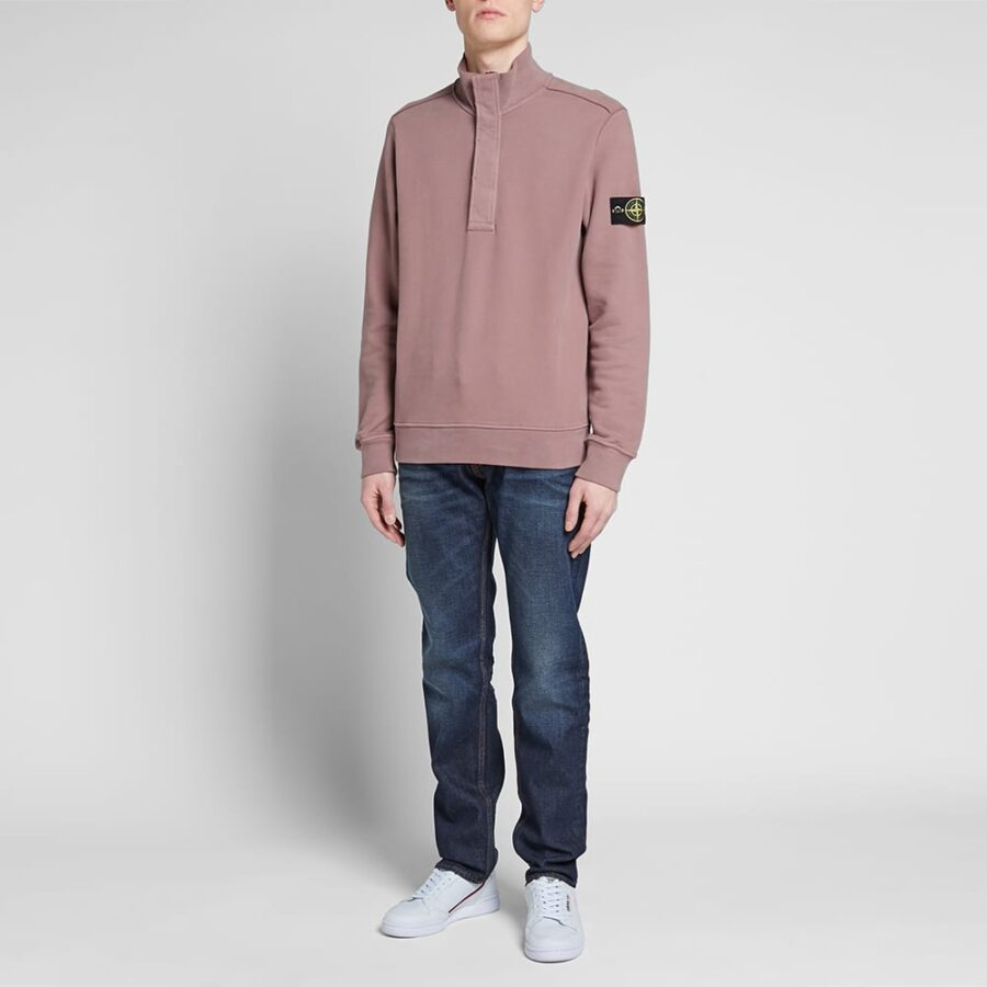 Stone Island Slim Fit Jeans 'Dark Blue'