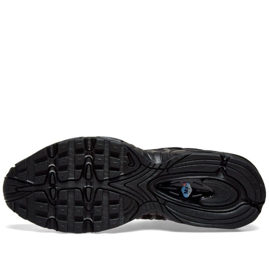 Nike Air Max Tailwind 4 in Triple Black