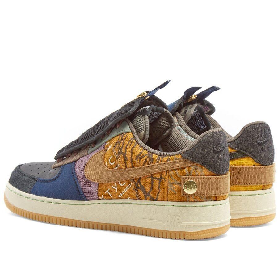Nike x Travis Scott Air Force 1 Low Cactus Jack