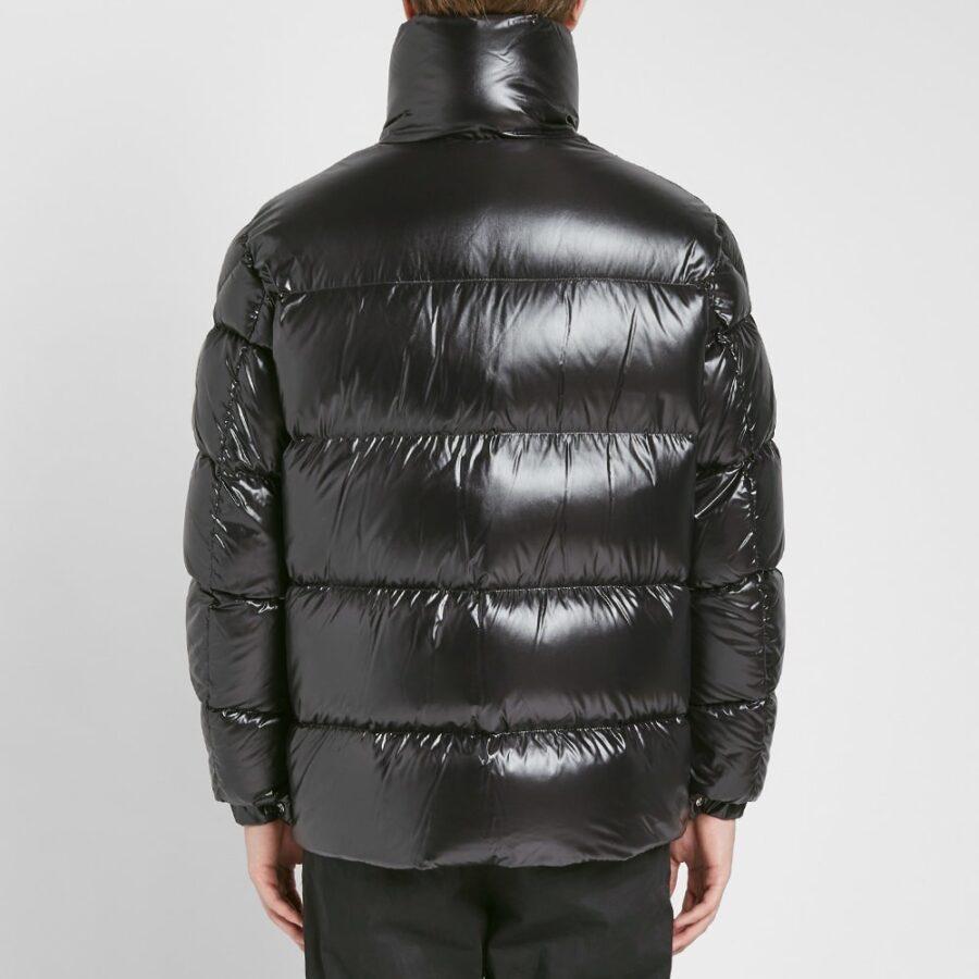 Moncler 1952 Devraux Jacket Genius Project Black Down Nylon Jacket