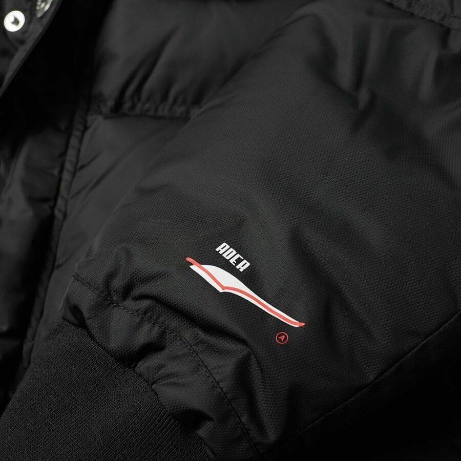 Puma x ADER error Down Puffer Jacket Black