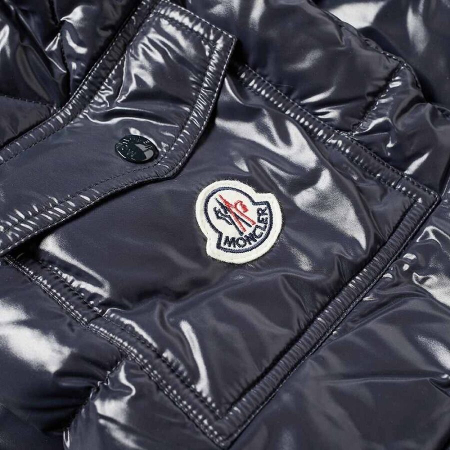 Moncler Maya Down Puffer Jacket 'Navy'