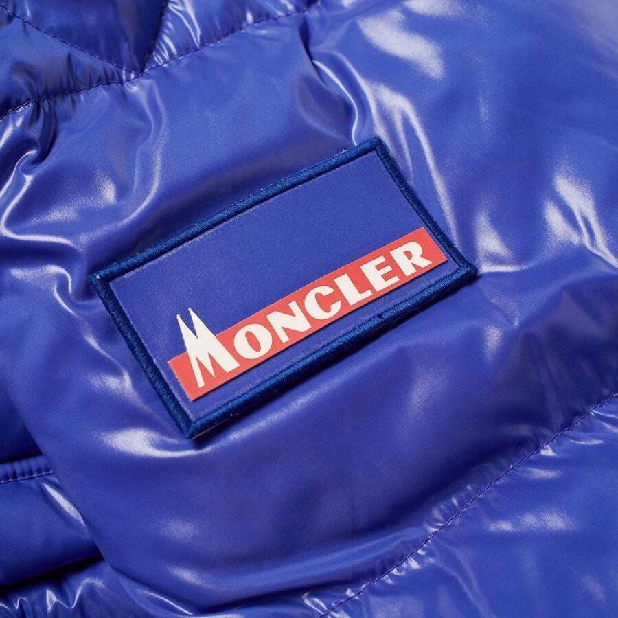 Moncler Genius x 7 Fragment Anthem Jacket Bluelette