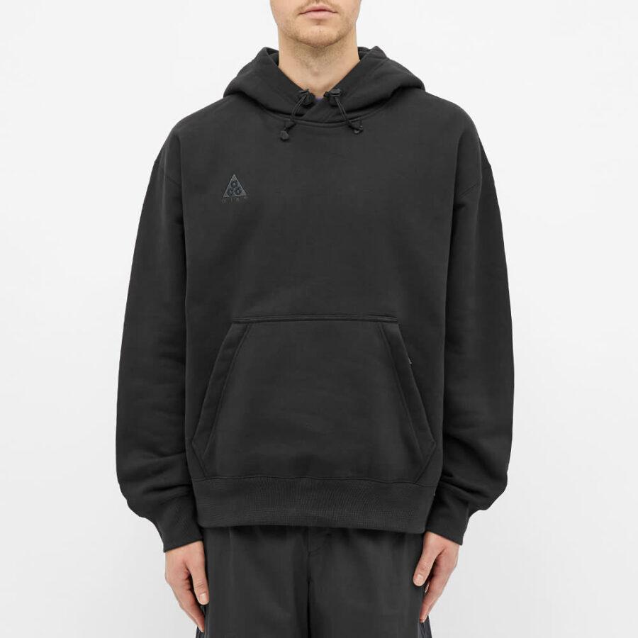 Nike ACG Hoody 'Black & Anthracite'