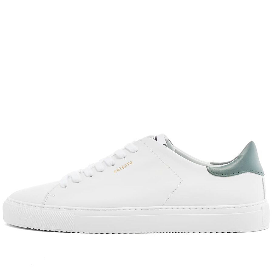 Axel Arigato Clean 90 Sneaker 'White & Green'