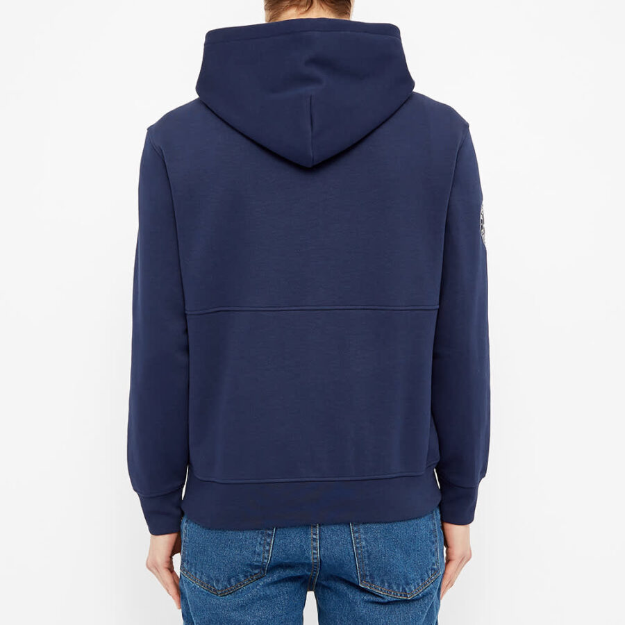 Polo Ralph Lauren Polo Sport Half-Zip Pocket Hoodie 'Navy'