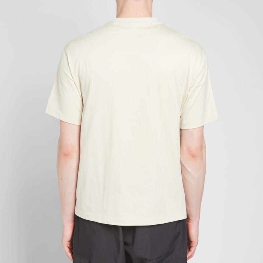 Y-3 Stacked Logo T-Shirt 'Ecru'