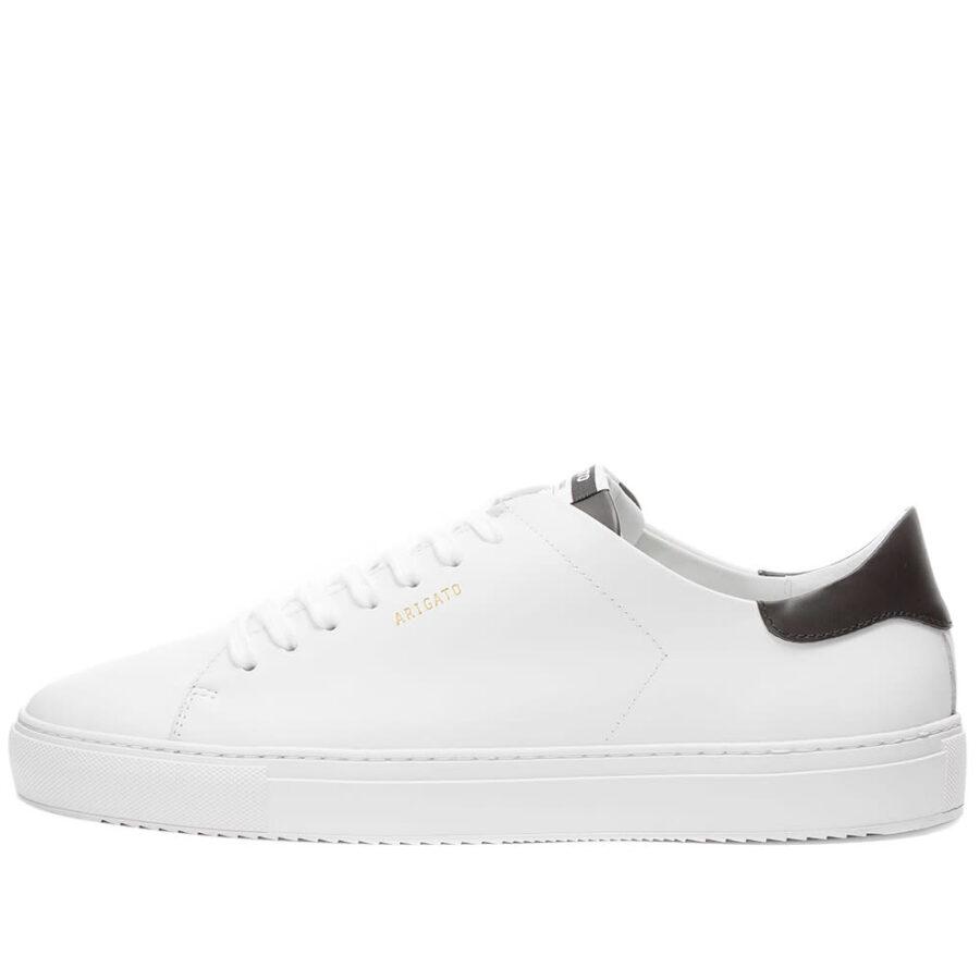 Axel Arigato Clean 90 Sneaker 'White & Black'