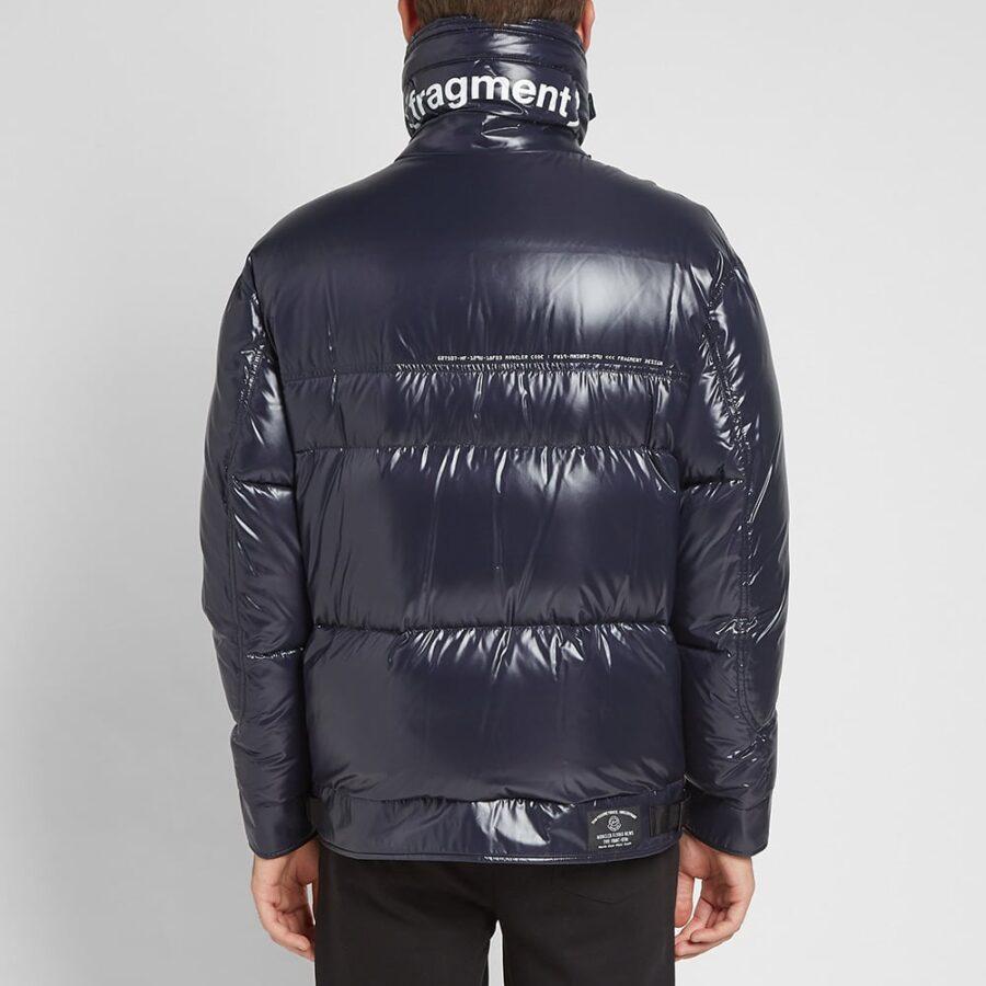 Moncler Genius x 7 Fragment Viggen Padded Jacket 'Navy'