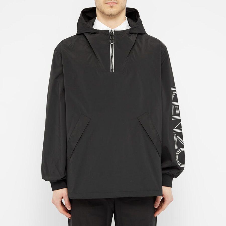 Kenzo Overhead Sport Anorak 'Black'