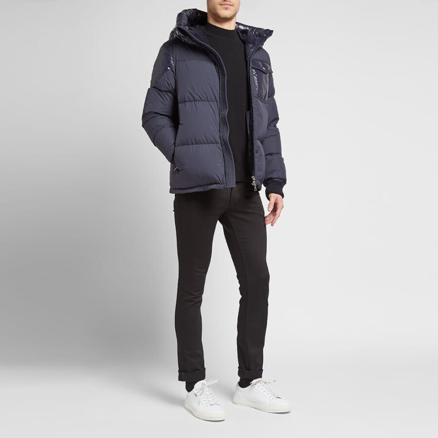 Moncler Eloy Down Jacket 'Navy Blue'