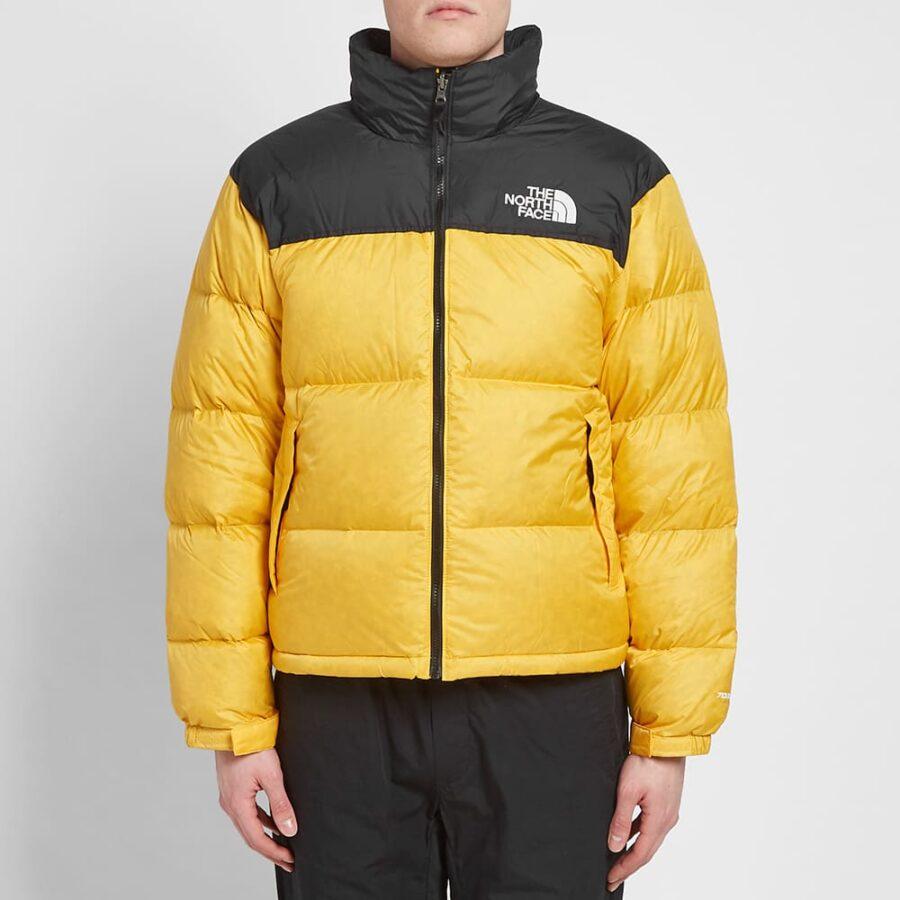 The North Face 1996 Nuptse Jacket 'Summit Gold'