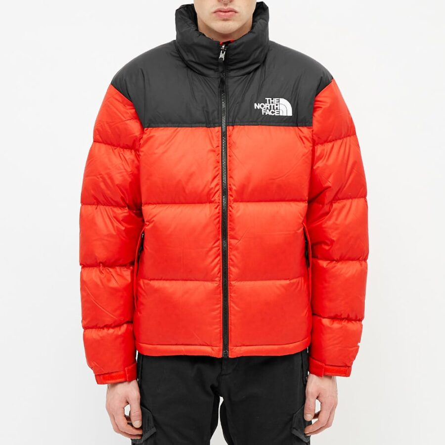 The North Face 1996 Nuptse Jacket 'Fiery Red'