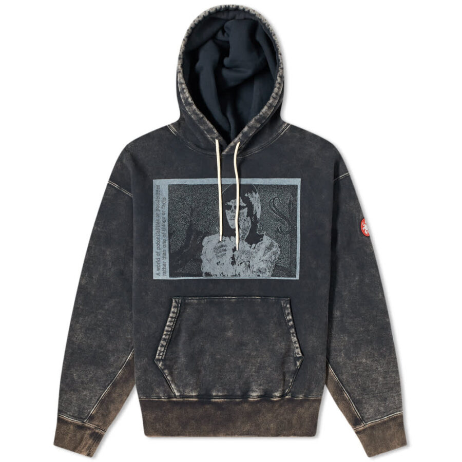 Cav Empt Overdyed Possibilities Hoodiy 'Black'