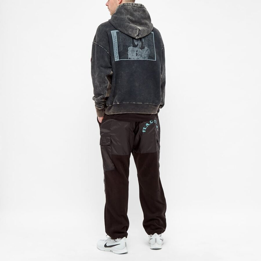 Cav Empt Overdyed Possibilities Hoodie 'Black'