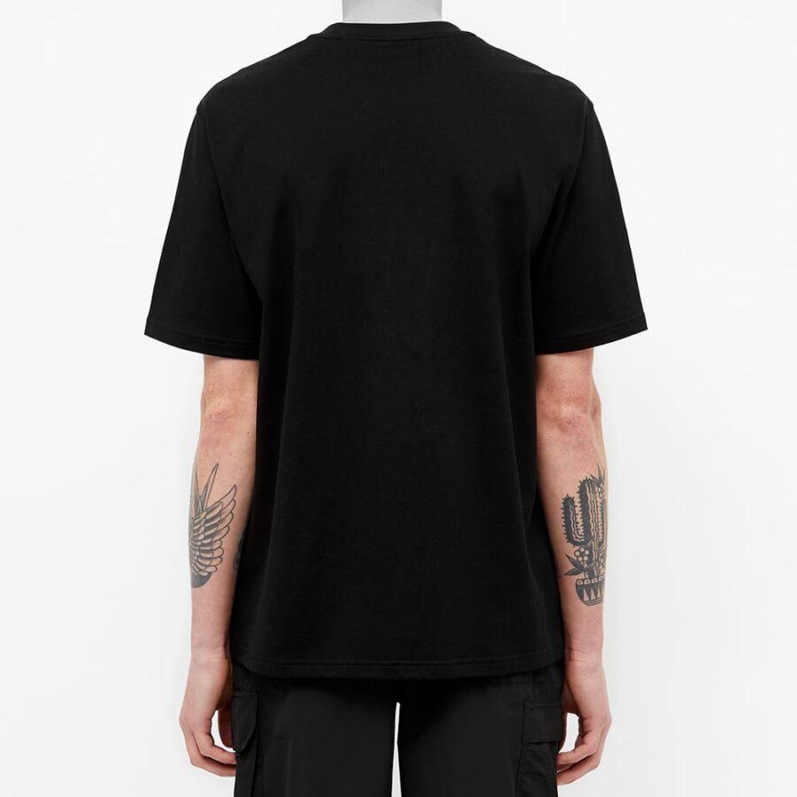 Burberry Letchford Logo T-Shirt 'Black'