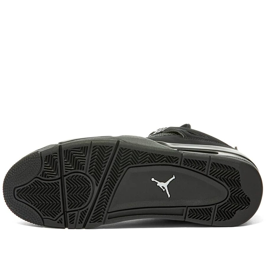 Air Jordan 4 Black Cat 'Black'