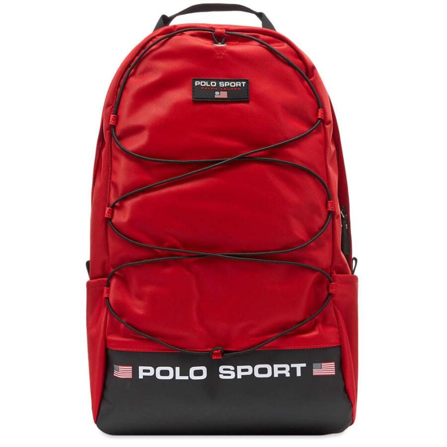 Polo Sport Backpack 'Red'