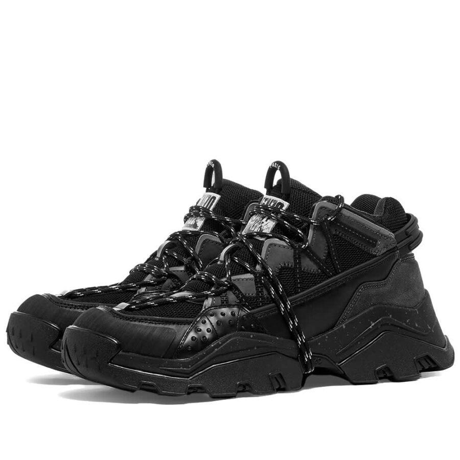 Kenzo Inka Sneakers 'Black'