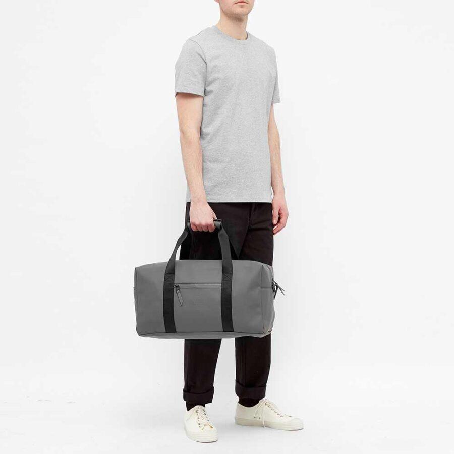 Rains Gym Bag 'Charcoal'