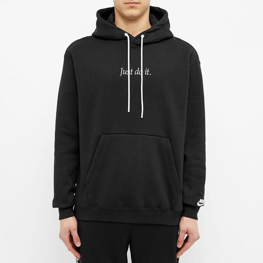 Nike JDI Heavyweight Hoodie 'Black'