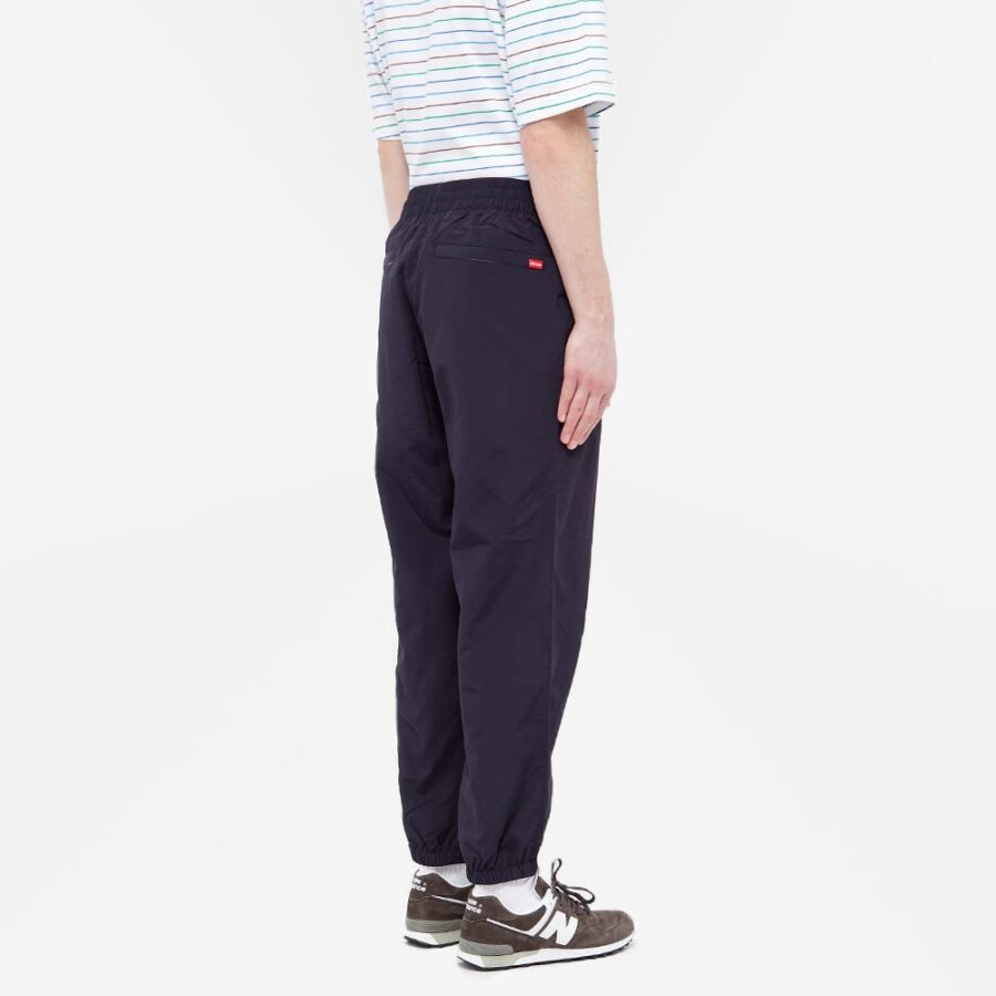 Fred Perry x Beams Shell Trousers 'Indigo Night'