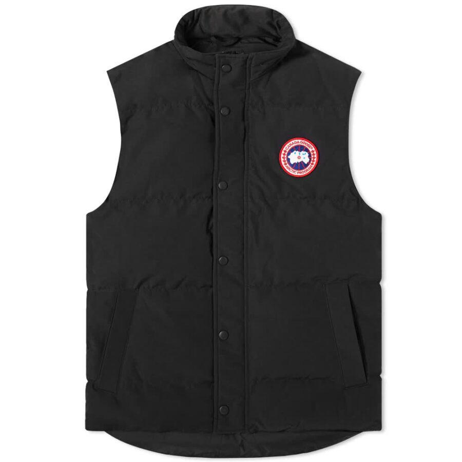Canada Goose Garson Vest 'Black'