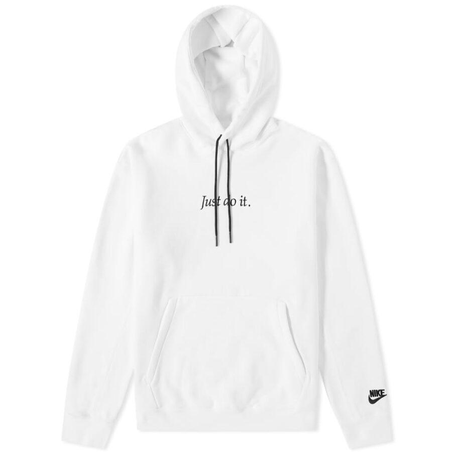 Nike JDI Heavyweight Hoodie 'White'