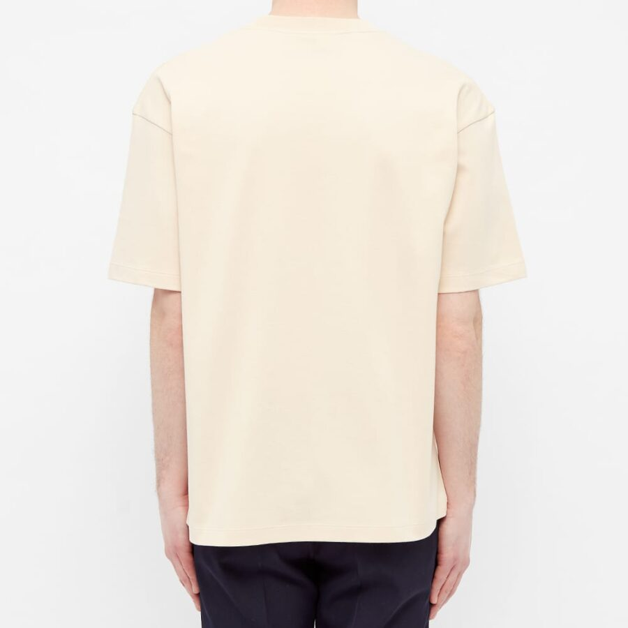 Drole de Monsieur Printed T-Shirt 'Beige'