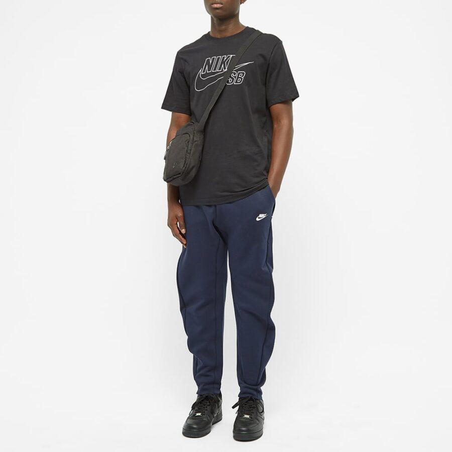 Nike Tech Fleece Sweatpants 'Obsidian'