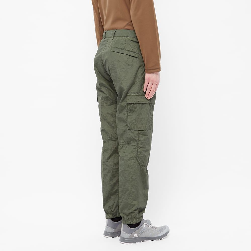 stone island seersucker pants grey