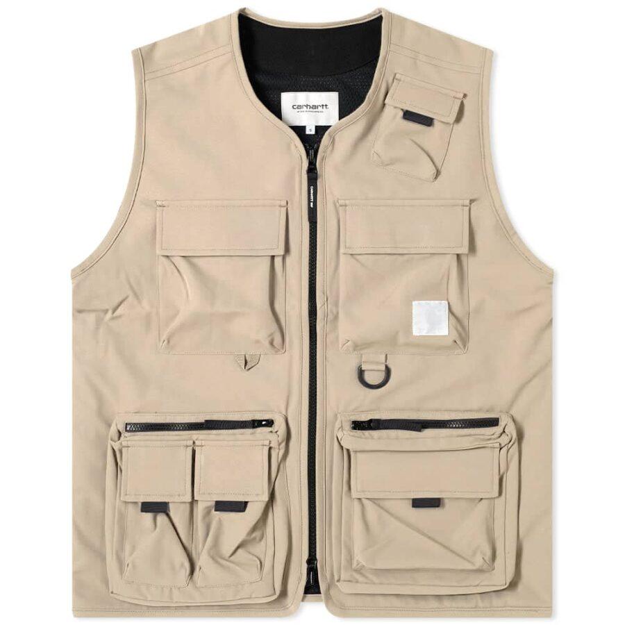 Carhartt WIP Elmwood Vest 'Wall'