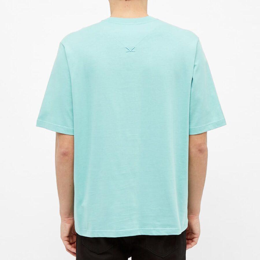 Kenzo Sport Oversized T-Shirt 'Aqua'