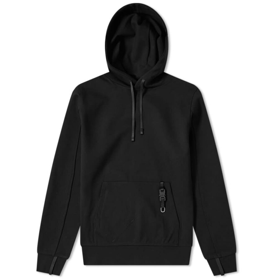 1017 ALYX 9SM Buckle Hoody 'Black'